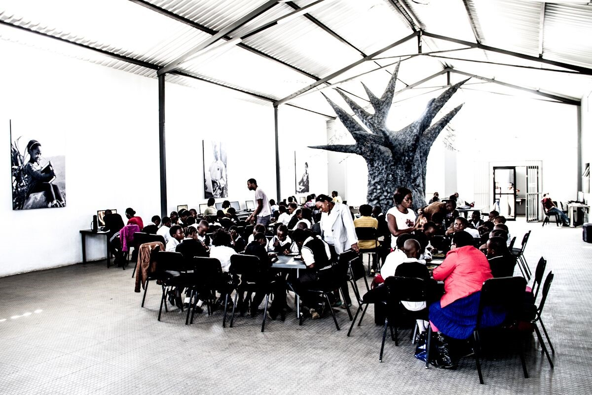 Image of the GWF Hazyview Digital Learning Campus